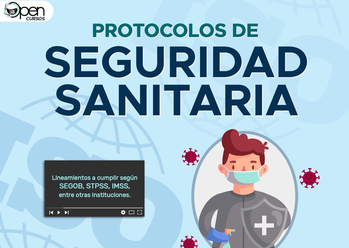 Protocolos de Seguridad Sanitaria